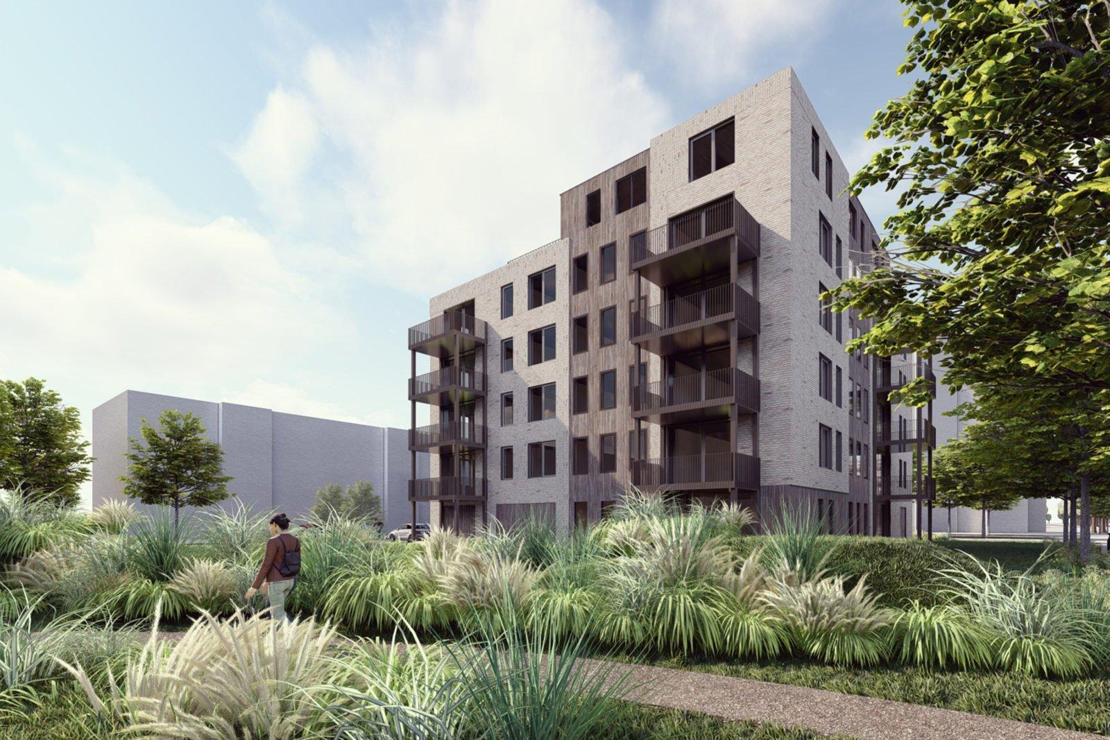 86 appartementen Deventer